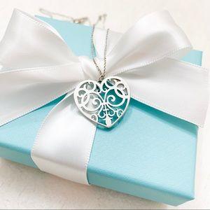 Tiffany & Co. Enchant Medium Heart Pendant